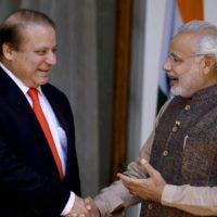 Nawaz and Modi