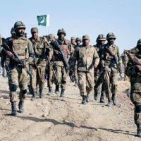 Pak Army-Operation Rad ul Fasad