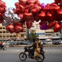 Pakistan Valentine Day