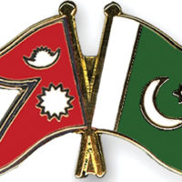 Pakistan and Nepal