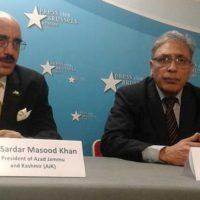 Sardar Masood and Ali Raza Syed