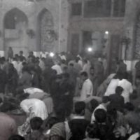 Sehwan Sharif Incident