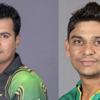 Sharjeel Khan and Khalid Latif