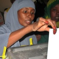 Somalia Presidential Election