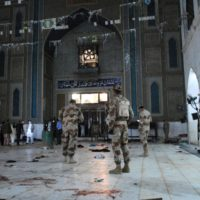 Tragedy Shahbaz Qalandar