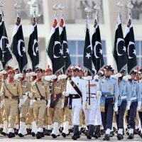 23 March Oakistan Parade
