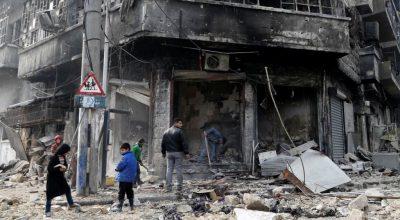 Aleppo Mosque Attack