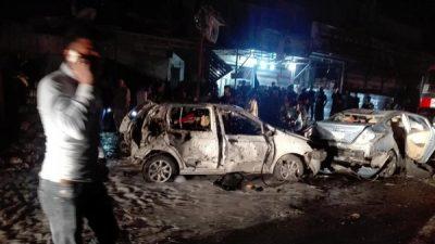 Baghdad Bomb Blast