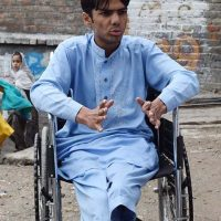 Disabled People in Pakistan