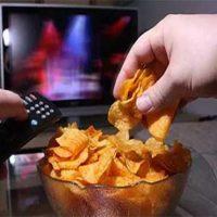 Eat Watching TV
