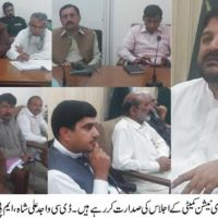 Layyah Meeting
