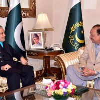 Mamnoon Hussain Meeting