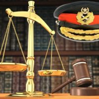 Military Court Pakistan