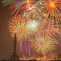 Minar Pakistan Fireworks