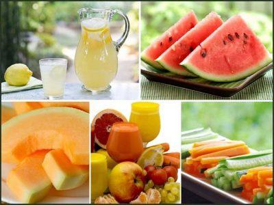 Mix Fruit Vegetables
