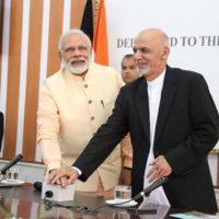 Modi and Ashraf Ghani
