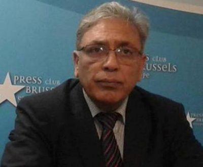 Mr Ali Raza Syed