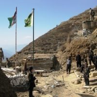 Pak Afghan Tension