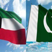 Pakistan and Kuwait