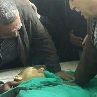 Palestini Killed