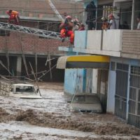 Peru Rains Floods