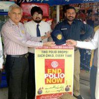 Rotary Polio Monitoring