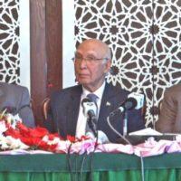 Sartaj Aziz in FATA