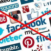 Social Media Ban