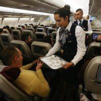 Turkish Airlines Passengers