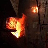 Anarkali Plaza Fire
