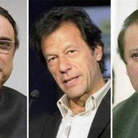 Asif Ali Zardari-Imran Khan