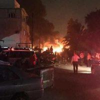 Baghdad Suicide Blast