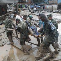 Colombia Landslides
