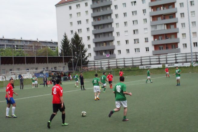 Football Tournament in Vienna