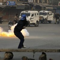 Indian Forces Clashes