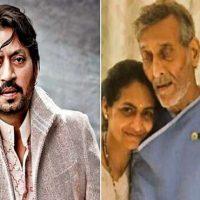 Irfan Khan and Vinod Khanna