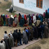 Kashmir Indian Elections