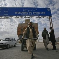 Pakistan and Afghanistan Border