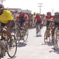 Pakistani Cycle Race