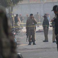 Parachinar Market Blast