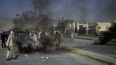 Quetta Cracker Blast