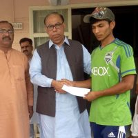 SSB Tour D Sindh Cycal Race