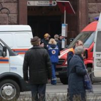 Saint Petersburg Blast