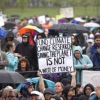 Scientists Protest