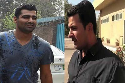 Sharjeel Khan and Shahzaib Hasan