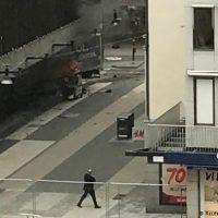 Sweden Truck Attack