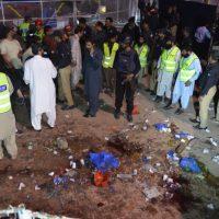 Terrorism in Lahore