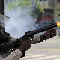Venezuela Shooting