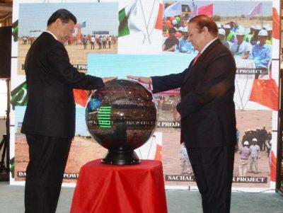 China-Pakistan Economic Corridor