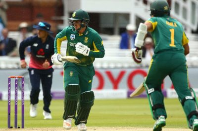 England beat South Africa